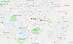 Google maps Inside Strong